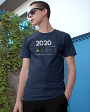 2020 Very Bad Would Not Recommend Classic T-Shirt apparel-classic-tshirt-lifestyle-17