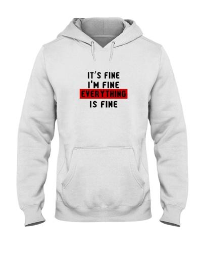 it's fine i'm fine everything is fine - introvert