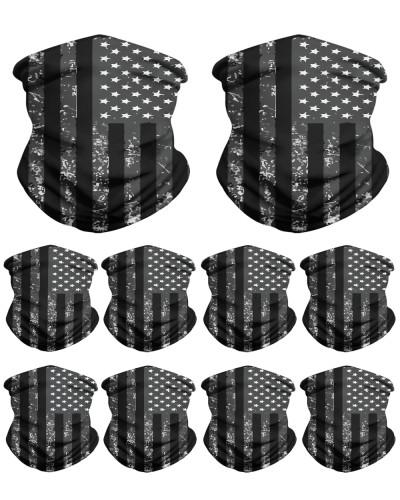 american flag - neck gaiter