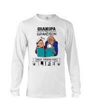 Grandpa and Grandson Long Sleeve Tee thumbnail