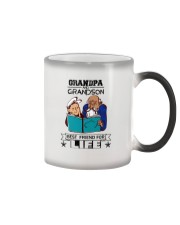 Grandpa and Grandson Color Changing Mug thumbnail
