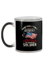 Patriot American Pride Color Changing Mug color-changing-left