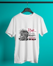 Pink  Classic T-Shirt lifestyle-mens-crewneck-front-3