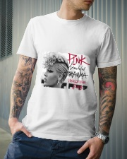 Pink  Classic T-Shirt lifestyle-mens-crewneck-front-6