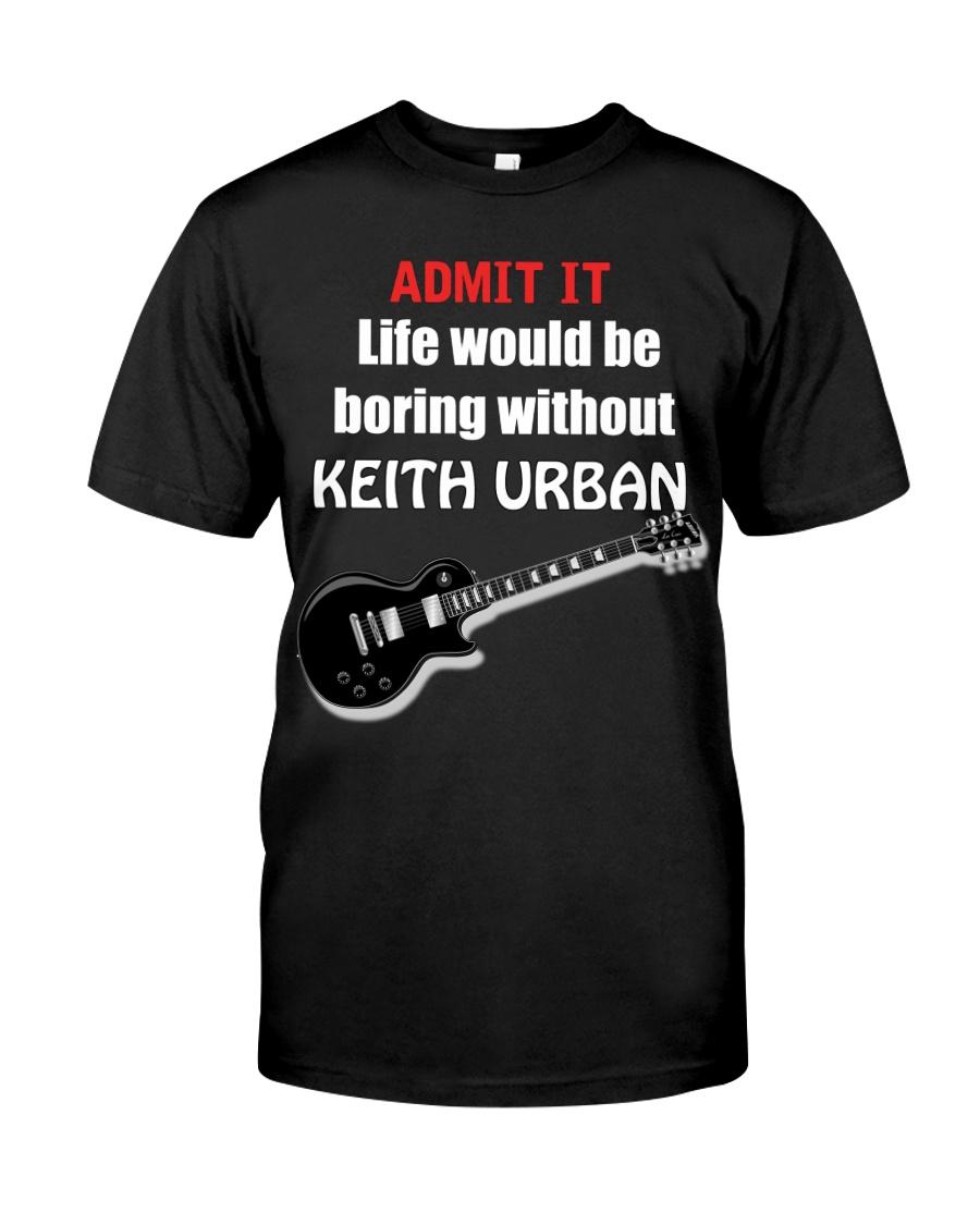 Keith Urban  Classic T-Shirt