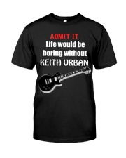 Keith Urban  Classic T-Shirt front