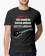 Keith Urban  Classic T-Shirt lifestyle-mens-crewneck-front-13