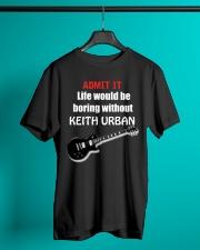 Keith Urban  Classic T-Shirt lifestyle-mens-crewneck-front-3