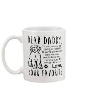 golden doodle mug hd Mug back