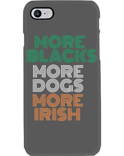 More blacks more dogs more irish