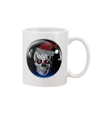 Skull Christmas Mug thumbnail