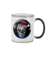 Skull Christmas Color Changing Mug thumbnail