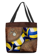 Volleyball Tb V2 All-over Tote front