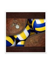 Volleyball Tb V2 Sticker tile