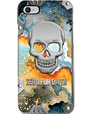 Skull Metal Case Phone Case i-phone-8-case