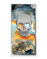 Skull Metal Case Sticker tile