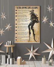 Scuba Diving Life Lessons 11x17 Poster lifestyle-holiday-poster-1