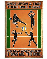 Volleyball - Once Upon A Time 11x17 Poster front