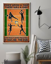 Volleyball - Once Upon A Time 11x17 Poster lifestyle-poster-1