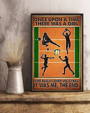 Volleyball - Once Upon A Time 11x17 Poster lifestyle-poster-3