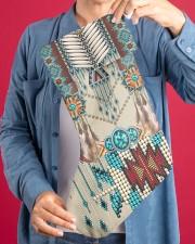 Native American Pattern Christmas Stocking aos-christmas-stocking-lifestyles-04