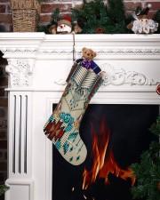 Native American Pattern Christmas Stocking aos-christmas-stocking-lifestyles-06