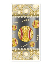 Softball - Gold Phonecase Sticker - Single (Vertical) thumbnail