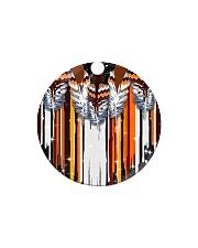 Native Ornament Circle Magnet thumbnail