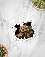 Book Crack Sticker - Single (Vertical) aos-sticker-single-vertical-lifestyle-front-06