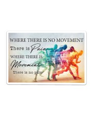Running - Movement  Sticker tile
