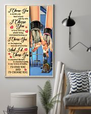 Gym - I Choose You Poster 11x17 Poster lifestyle-poster-1
