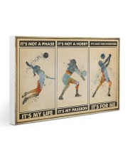 Volleyball - It's For Me Poster Gallery Wrapped Canvas Prints tile