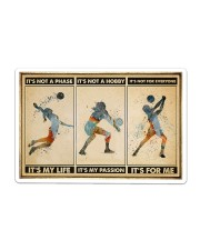 Volleyball - It's For Me Poster Sticker tile
