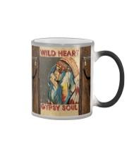 Hippie Girl Color Changing Mug thumbnail
