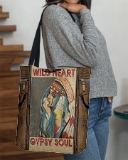 Hippie Girl All-over Tote aos-all-over-tote-lifestyle-front-09
