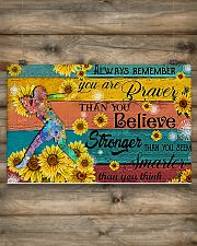 Softball - Always Remember 17x11 Poster poster-landscape-17x11-lifestyle-14