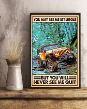 J Never See Me Quit 11x17 Poster lifestyle-poster-3