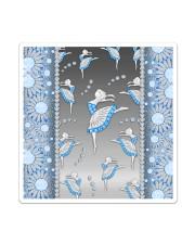 Ballet - Blue Phonecase Sticker tile