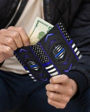 adadadad Men's Leather Wallet aos-men-leather-wallet-lifestyle-front-11