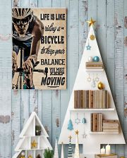 Cycling - Moving 11x17 Poster lifestyle-holiday-poster-2