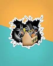 Mechanic Crack Sticker - Single (Vertical) aos-sticker-single-vertical-lifestyle-front-02