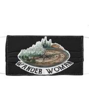 Sticker - Camping - Wander Woman Cloth face mask thumbnail