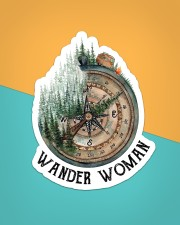 Sticker - Camping - Wander Woman Sticker - Single (Vertical) aos-sticker-single-vertical-lifestyle-front-02