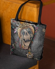 Skull Feather All-over Tote aos-all-over-tote-lifestyle-front-02