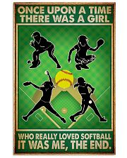 Softball - Once Upon A Time 11x17 Poster front