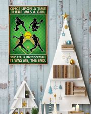 Softball - Once Upon A Time 11x17 Poster lifestyle-holiday-poster-2