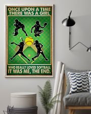 Softball - Once Upon A Time 11x17 Poster lifestyle-poster-1