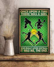Softball - Once Upon A Time 11x17 Poster lifestyle-poster-3