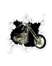 Chopper Crack Sticker - Single (Vertical) front