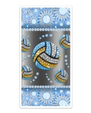 Volleyball - Blue Phonecase 15 Sticker tile